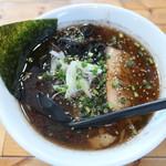 麺や 政志 - 料理写真:黒麻油・塩 2019.2月
