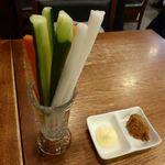 102194747 - 野菜スティック