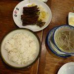 102194774 - 牛たん焼き定食