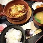 侍屋敷大松沢家 - 料理写真: