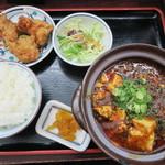 102198016 - 麻婆豆腐定食 950円(税込)