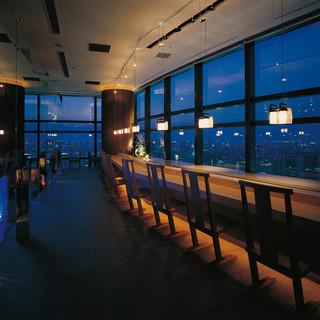 【地上200M!東京タワー・スカイツリーも一望できる極上空間】■