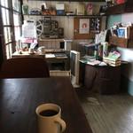 CAFE 日升庵 - 店内