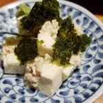 魚哲 - 自家製そぼろチーズ(450円)