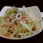 タイ料理 プリック タイ - サラダ