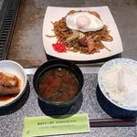 きらら - セレクト・ランチ(880円)
