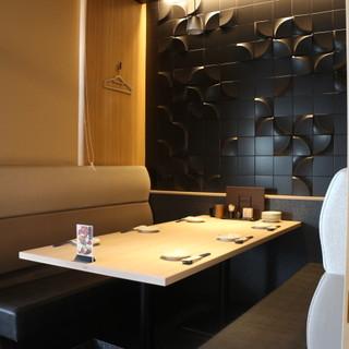 【豊富な個室】宴会や接待にも最適な空間