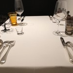 EdiTion Koji Shimomura - テーブルセッティング