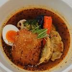 スープカレーの田中さん -