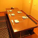 瀬戸内魚料理かねも - 個室8名様×1