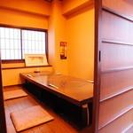 瀬戸内魚料理かねも - 掘りごたつ個室4名様×1
