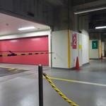 パルケ・ミエール - 地下駐車場高さ2メートルまで入れます。