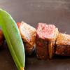 柳家錦 - 料理写真:おなががもの焼きもの