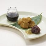 茶語 TEA SALON - 高山烏龍茶のわらび餅