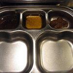 10222200 - サムギョプサル用の味噌とごま油とおろしポン酢