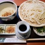 銀座木屋 - なめこおろし2019.2.10