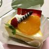ボックサン - 料理写真:みかんチーズ ¥480