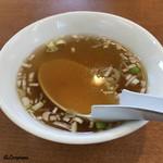 中華 香林 - スープ