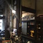 うてな喫茶店 - 店内。古民家。ほっこり。