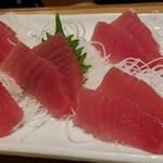 魚河岸 丸天 - 鮪赤身