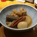 沖縄酒場ちむぐくる - 料理写真:沖縄おでん
