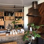 バンクーバー コーヒー - 店内。