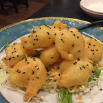 中華料理 龍騰 - 海老マヨ