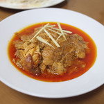 HALLAL FOOD MARHABA - チキンカラヒ(1500円)