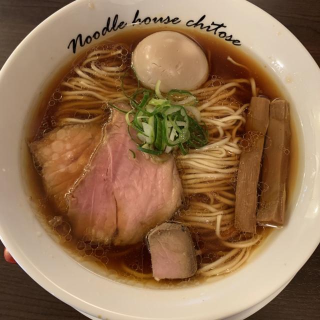 麺庵 ちとせ>