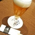 102239738 - 生ビールグラス