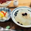 天まめ - 料理写真:黒豆きなこ(750円)