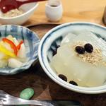 天まめ - 黒豆きなこ(750円)