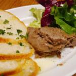レガーレ+茂 - 自家製鶏レバーパテ