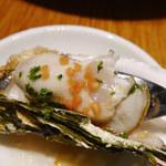 レガーレ+茂 - 生牡蠣