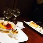 名駅バール・デルソーレ - ケーキ
