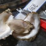 102245989 - 焼き牡蠣