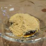 割烹 竹うち - 自家製わらび餅
