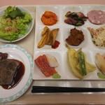 鷲ヶ岳高原ホテル レインボー - 料理写真: