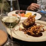 炭火とワイン - 赤みロッシーニ