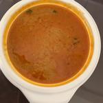 スワディスト - 料理写真:チキンカレー