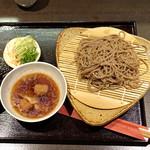 田久 - 料理写真:鴨南蛮蕎麦