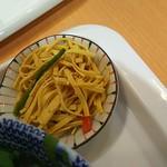 薩斐蘭州牛肉麺 - 小鉢 細豆腐
