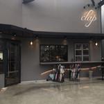 cafe Clap - お店外観