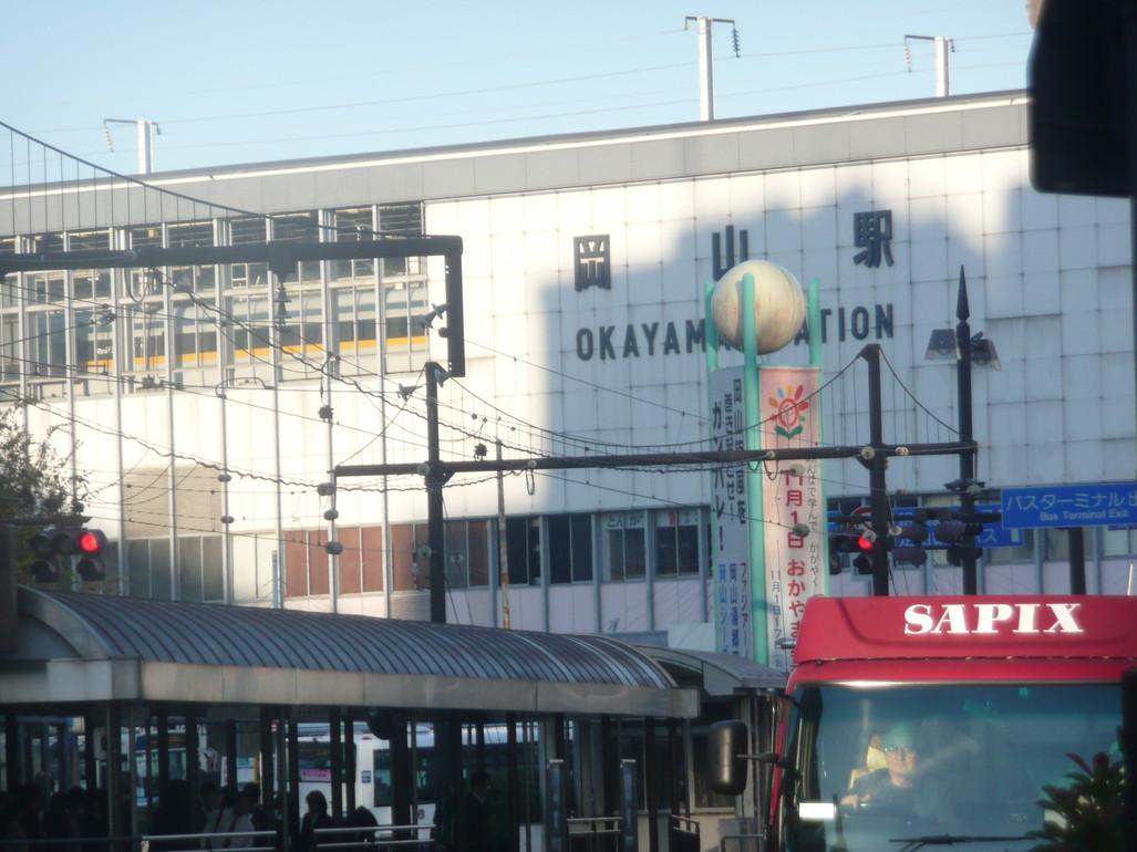 東横INN  岡山駅東口