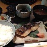 鈴波 エスカ店 - 鈴波定食(サワラ)