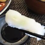 玄海鮨 - イカ  です