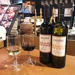 マリナーラ - ワイン一例
