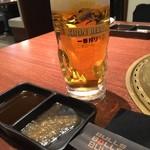 102261717 - 生ビール(キリン一番搾り)
