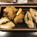 喜久や TOKYO - 天ぷら