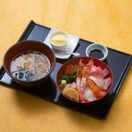特撰 海鮮丼セット